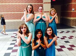 KVPAC Show Choir Brings Home Gold at 2014 Platinum Dance Regional Competition