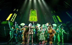 BWW Reviews: This OZ Less Great, More Terrible
