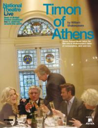 LA Theatre Works Broadcasts National Theatre Live's TIMON OF ATHENS at James Bridges Theater Today