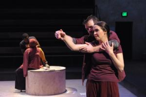 BWW Reviews:  Woolly Mammoth's WE ARE PROUD TO PRESENT… Packs a Punch