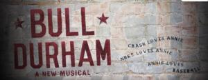 John Behlmann, Melissa Errico and Will Swenson to Lead Atlanta Premiere of BULL DURHAM; Opens 9/3 at Alliance Theatre