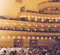 Final Cast Announced for THE CHRISTMAS ROSE at Carnegie Hall