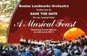 "The Boston Landmarks Orchestra to Honor Adelaide ""Smoki"" Bacon, 6/18"