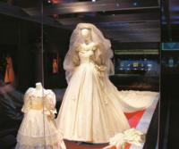 Princess Diana's Wedding Dress Opening in West Edmonton Mall