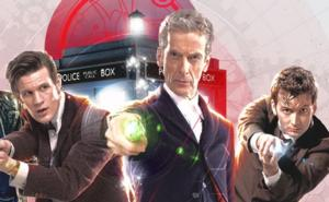 Disney XD Premieres Iconic Sci-Fi Drama DOCTOR WHO Tonight