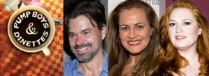 Hunter Foster, Mamie Parris, Katie Thompson and More Star in Encores! Off-Center's PUMP BOYS AND DINETTES, Beginning Tonight