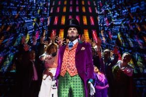 CHARLIE AND THE CHOCOLATE FACTORY Breaks West End Record for Highest Weekly Sales