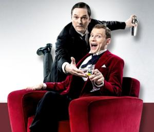 JEEVES AND WOOSTER IN PERFECT NONSENSE Extends at Duke of York's Theatre, Thru Jan 17
