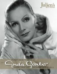 Screen Icon Greta Garbo's Treasures Bring Top Prices in Julien's Auctions End of the Year Event