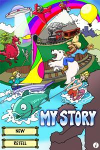 MyStoryApp Brings Back Story-Telling