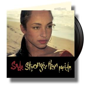 SADE's 'Stronger Than Pride' to Be Released on Limited Editio