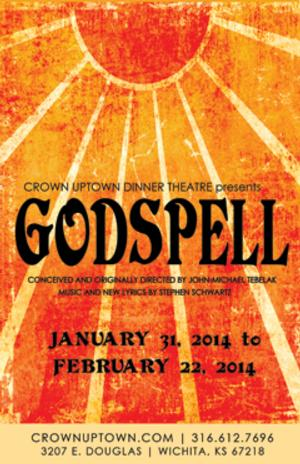 BWW Reviews: GODSPELL is a Valentine from Crown Uptown Theatre to Wichita