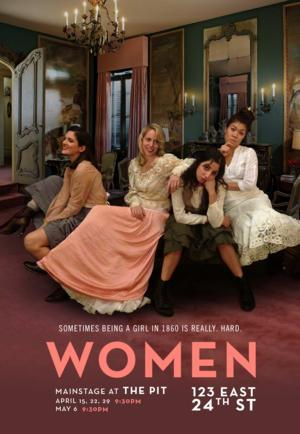 WOMEN Extends at Peoples Improv Theater Through 5/20