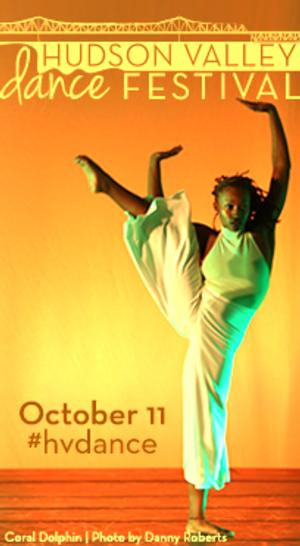 Paul Taylor Dance and Dorrance Dance Join 2014 Hudson Valley Dance Festival Lineup; Kicks Off 10/11