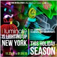 iLuminate Presents ARTIST OF LIGHT, 11/23-1/5