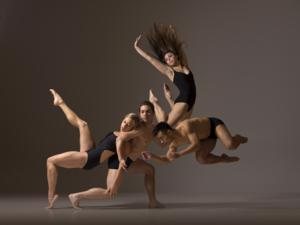 Eryc Taylor Dance to Perform EMERGENCE at Baruch Performing Arts Center, 4/22