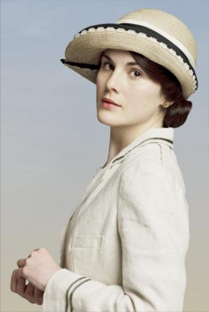 DOWNTON ABBEY's Michelle Dockery Talks Stevens Departure & More