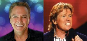 David Cassidy and Peter Noone to Take Center Stage at the Grand, 5/3
