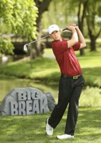 Mark Silvers Wins The Golf Channel's BIG BREAK GREENBRIER