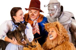 Barter's THE WIZARD OF OZ Begins Tonight