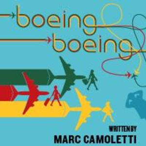 Alaska Airlines Presents BOEING BOEING at the Perseverance Theatre, Thru 5/25