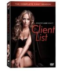 THE CLIENT LIST: THE COMPLETE FIRST SEASON Comes to DVD Today