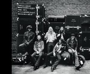 ALLMAN BROTHERS BAND's 1971 Live Album at Fillmore East Expanded to Six-CD Box Set