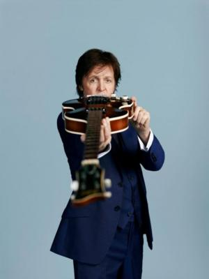 PAUL MCCARTNEY Receives Across the Board Grammy Nominations