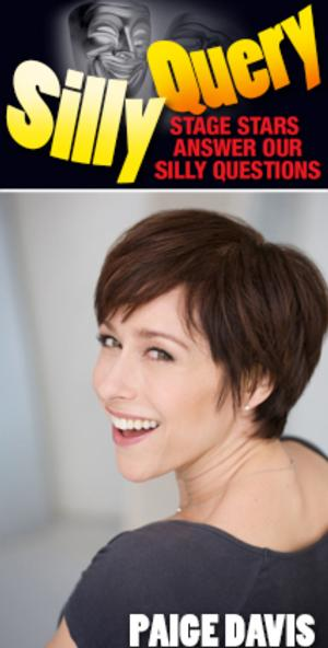 BWW Interviews: CHICAGO's Paige Davis Answers Our Silly Query