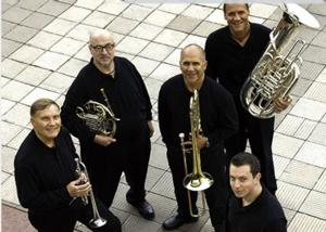ArtsRock Presents The New York Philharmonic Brass Quintet, Tonight!