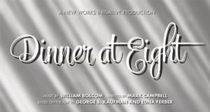 New Opera Based on George S. Kaufman's DINNER AT EIGHT Set for St. Paul in 2016