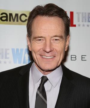 ALL THE WAY's Bryan Cranston Set for COLBERT REPORT, 3/24