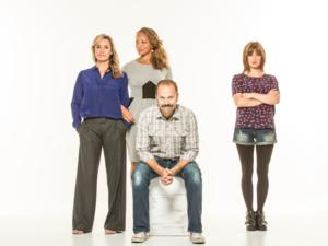 Angela Griffin Joins Cast Of BREEDERS At St James, From Sept 3