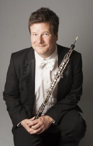 Principal Oboist Jonathan Fischer to Solo with the Houston Symphony October 24-27