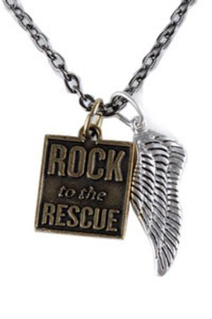 Diana Warner Designs Rock To The Rescue Jewelry Collection with STYX