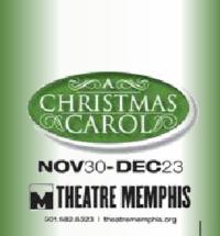 A CHRISTMAS CAROL Returns to Theatre Memphis for 35th Year