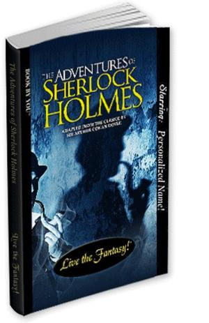 BWW Reviews: In Book By You's THE ADVENTURES OF SHERLOCK HOLMES, I Exceed Even My Own Lofty Expectations!