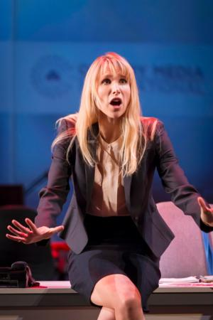 Lucy Punch Stars in GREAT BRITAIN, Beginning Tonight at the Theatre Royal Haymarket