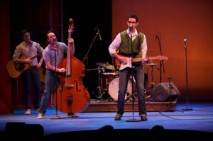 MSMT to Stage BUDDY - THE BUDDY HOLLY STORY, 6/4-21