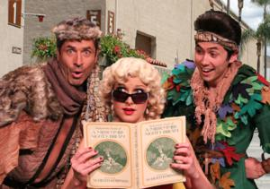 The Barn Theatre Presents SHAKESPEARE IN HOLLYWOOD, 6/10-22