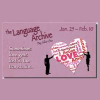 Dreamcatcher Repertory Theatre to Present THE LANGUAGE ARCHIVE, 1/25-2/10