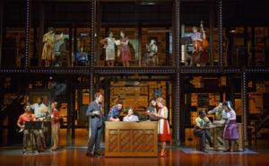 BEAUTIFUL Receives Actors' Equity's 8th Annual ACCA Award for Outstanding Broadway Chorus