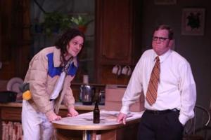 BWW Reviews: The Rep's Inspiring Production of SOUPS, STEWS AND CASSEROLES: 1976