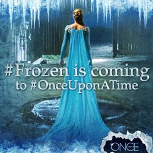 FROZEN's Anna, Olaf & More Also Heading to ONCE UPON A TIME?