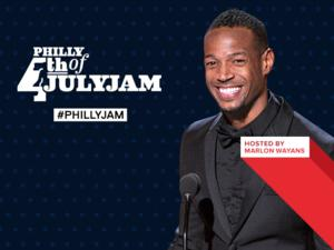 Comedian Marlon Wayans to Host VH1's PHILLY 4TH OF JULY JAM
