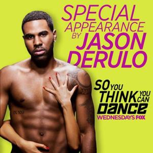 Jason Derulo to Guest Judge & Perform with Snoop Dogg on FOX's SYTYCD, Today