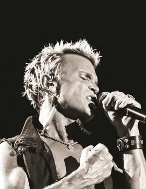 BILLY IDOL to Release First New Album In Almost a Decade This October