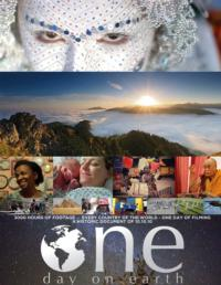 Cinedigm Launches ONE DAY ON EARTH Documentary Today