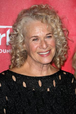 CAROLE KING Performs at In-Home Fundraiser for MA Senator