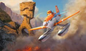 El Capitan Theatre to Screen Disney's PLANES: FIRE & RESCUE, 7/18-8/20
